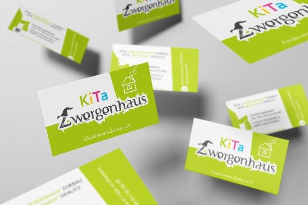 Visitenkarten Kita Zwergenhaus Winterbergpromotion De