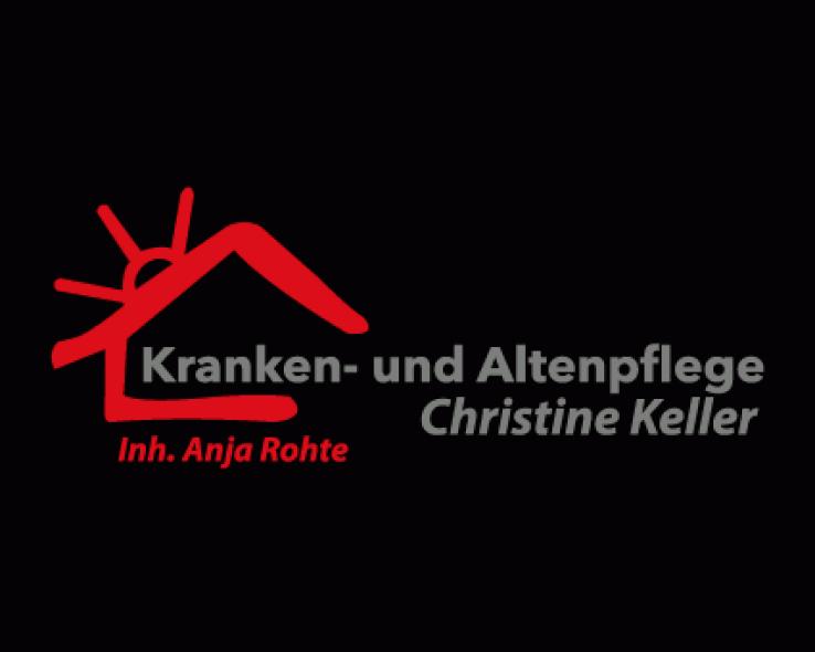 Logo Kranken- und Altenpflege Christine Keller Anja Rohte
