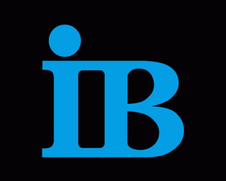 Logo Internationaler Bund
