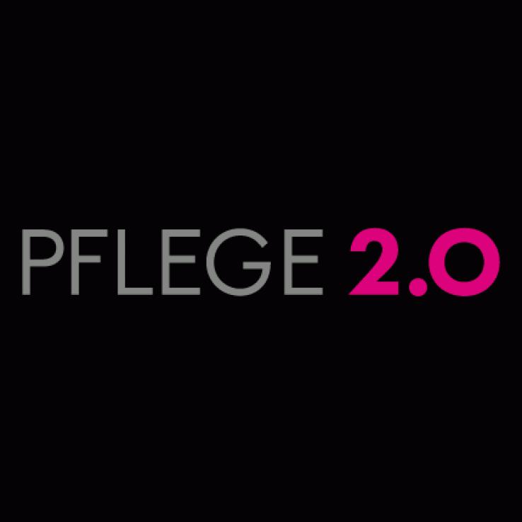 Logo Pflege 2.0