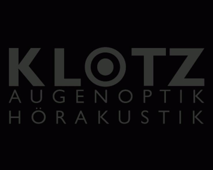 Logo Klotz Augenoptik Hoerakustik