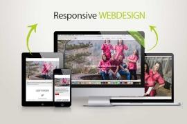 Webdesign von Liebevolle Pflege